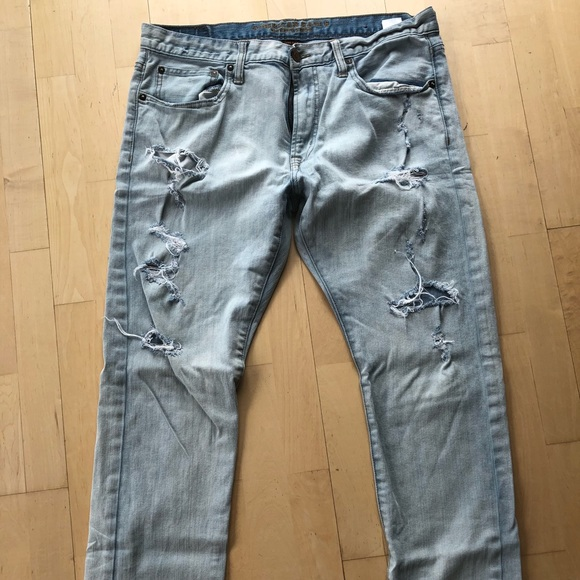 b5fc9449 American Eagle Outfitters Other - AE core flex slim light wash jeans